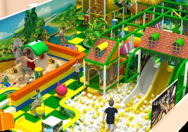 İç Mekan Oyun Parkı
