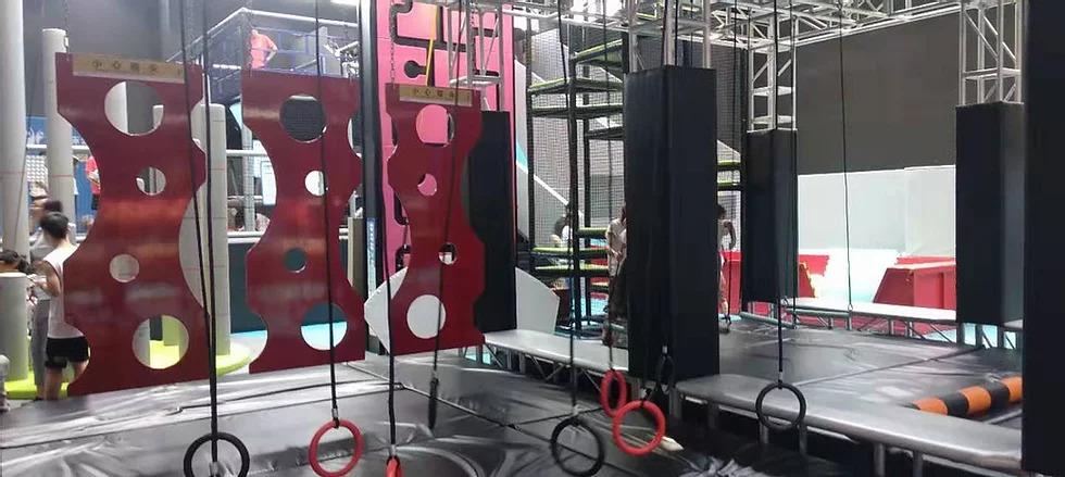 Ninja Parkuru Oyun Alanı